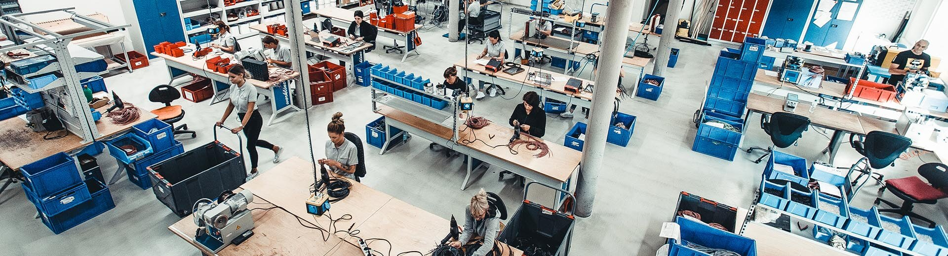 Sensorshop24.de Produktion Kabelfühler