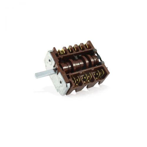 E.G.O. Geräteschalter - Backofenschalter UOG  (Hohlachse) - E.G.O. 46.23866.500