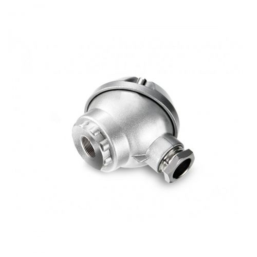 Anschlusskopf Aluminium DIN Form J (MA)