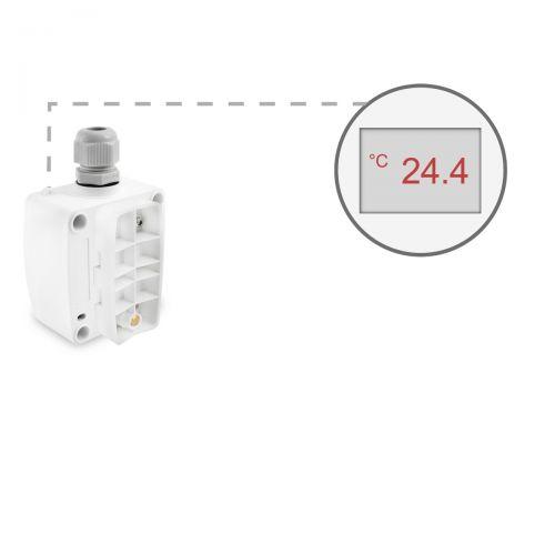 Rohranlegetemperaturfühler (0‑10V/4‑20mA)