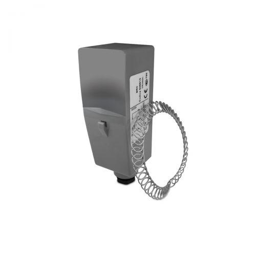 Anlege-Thermostat mit Inneneinstellung