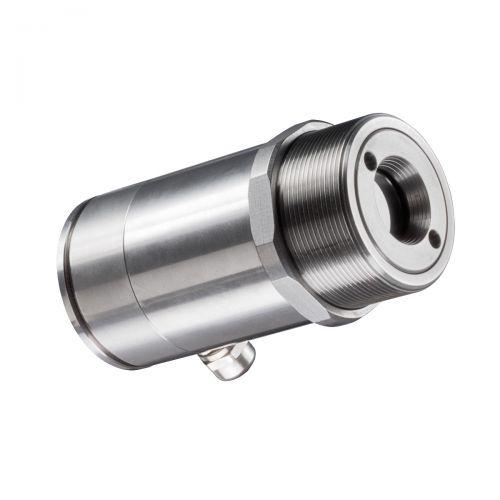 Infrarot-Thermometer mit Doppel-Laservisier und Elektronikbox - nicht für blanke metallische Oberflächen - Optris CTlaser LT