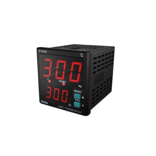 Temperaturwächter mit Reset-Eingang für PT100