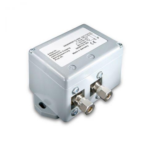 Differenzdrucktransmitter - wasserseitig (0‑10V/4‑20mA)