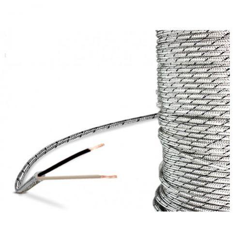 Thermoleitung Typ J - Glasseide (-60°C...+400°C)