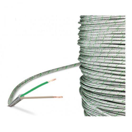 Thermoleitung Typ K - Glasseide (-60°C...+350°C)