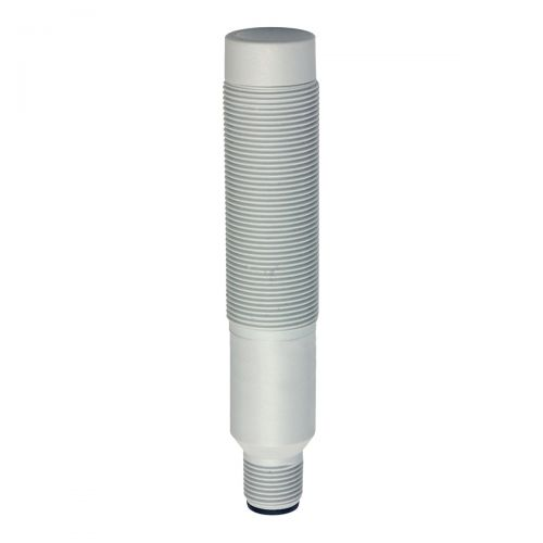 Kapazitiver M18-Näherungssensor mit M12 Steckverbindung - ungeschirmt - Schaltabstand 12mm