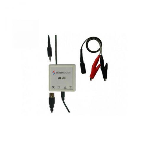 USB Konfigurations-Hardware für unsere Messumformer