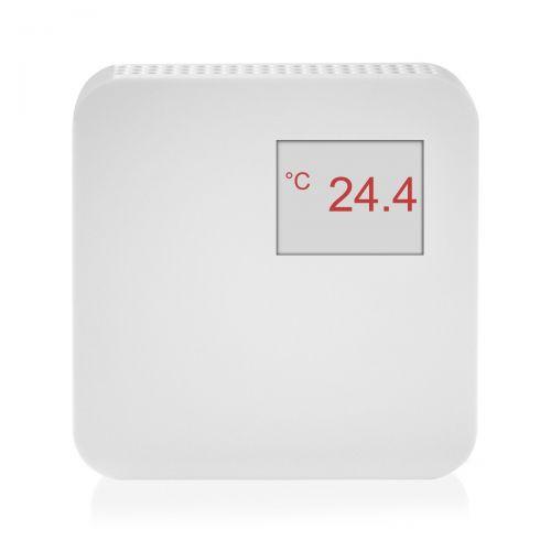 Raumtemperaturfühler (0‑10V/4‑20mA)