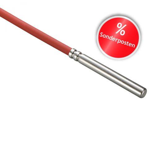 Kabelfühler | Silikon, 6x50mm, NTC10k Ohm, 4.0m, 2-Leiter | Sonderartikel