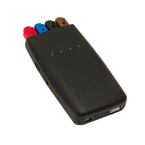 Sensortester für alle Arten von Lichtschranken und Näherungssensoren