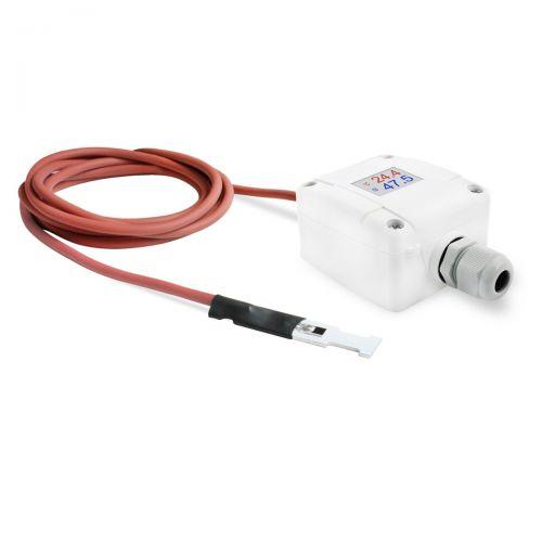Taupunktwächter mit externem Sensor (0-10V/4-20mA)