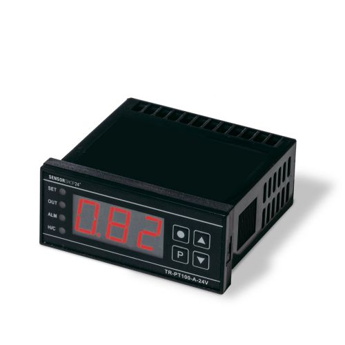 Digitaler On/Off Temperaturregler für PT100 Temperaturfühler