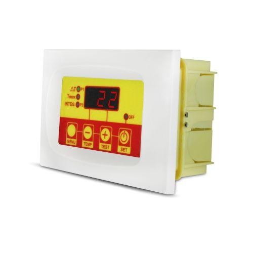 Temperatur-Differenzregler für Solar